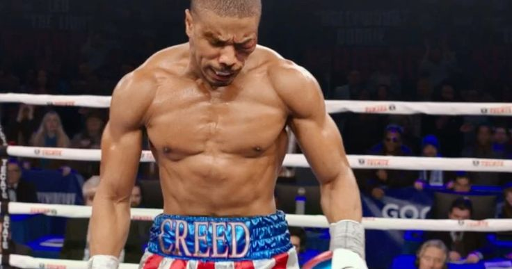 Michael B. Jordan Gets Knocked Out for Real in 'Creed' Set Video -- Sylvester Stallone shared a behind-the-scenes video where Michael B. Jordan actually got knocked out during a boxing scene in 'Creed'. -- http://movieweb.com/creed-movie-michael-b-jordan-knocked-out-video/