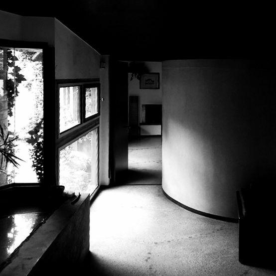 Casa Ottolenghi. Bardolino, Verona, Italy. 1974-1979. Carlo Scarpa