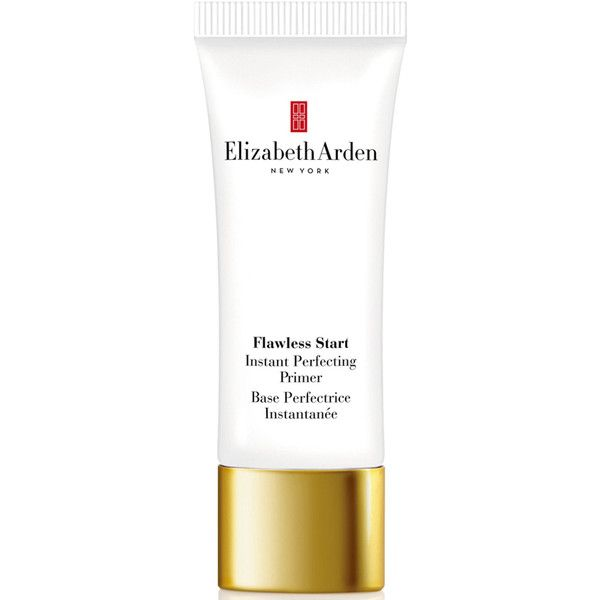 Elizabeth Arden Flawless Start Instant Perfecting Primer ($41) ❤ liked on Polyvore featuring beauty products, makeup, face makeup, makeup primer and elizabeth arden
