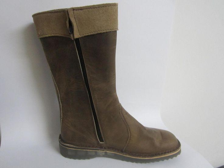 Funky boot for women - Colour: Cabretta
