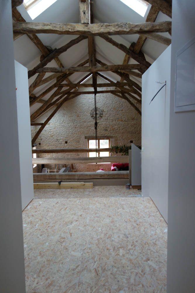 Renovation D Une Grange En Maison D Habitation Grange De Gabillou