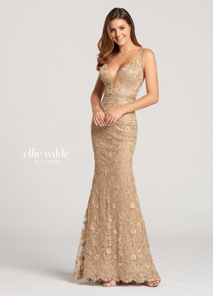 Ellie Wilde by Mon Cheri EW118126  Ellie Wilde by Mon Cheri 2018 Formal Evening & Prom Dresses - Dress Shop Long Island, NY | Sugarplum