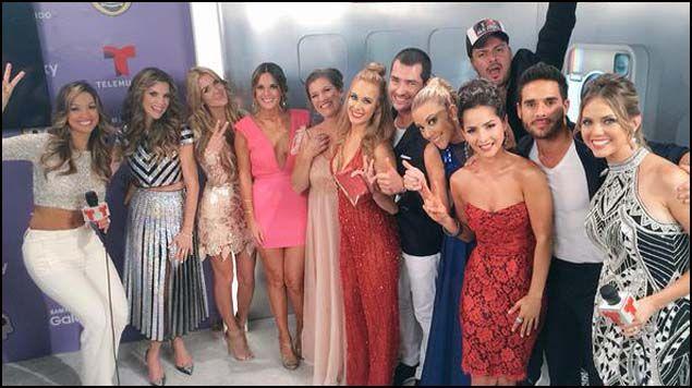 """Telenovela """"El señor de los cielos"""" arrasa en Premios Tu Mundo"""