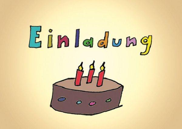ПРИГЛАШЕНИЕ НА НЕМЕЦКОМ ЯЗЫКЕ!!!  В заметке перечислены фразы для устного приглашения в гости, на чашку кофе, на день рождения на немецком языке. К тому же описан порядок составления пригласительных на день рождения, на ужин, на свадьбу.