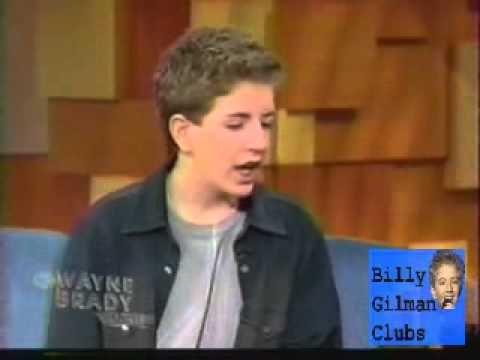 Billy Gilman - interview Wayne Brady show 2003