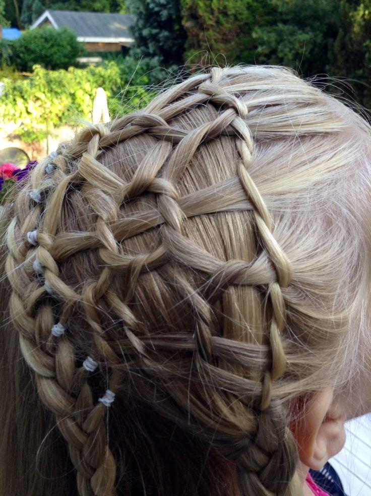 #knotted #headband #geknoopte #haarband made by vlecht IDee www.facebook.com/vlechtidee www.instagram.com/vlechtidee