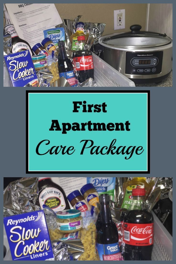 New Home Apartment Gift Basket Apartment Gift First Home Gifts