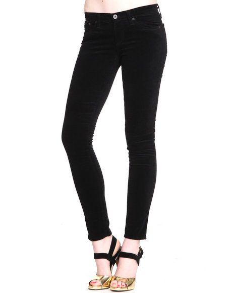Find The Velvet Legging by AG Women's Bottoms from DJP OUTLET & more at DrJays. on Drjays.com