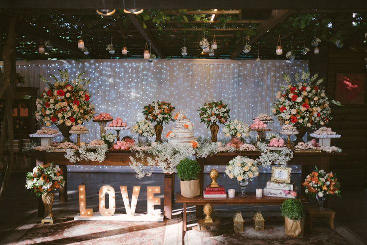 Inspire Blog – Casamentos Casamento ao ar livre de Ramille e Thiago - Inspire Blog - Casamentos