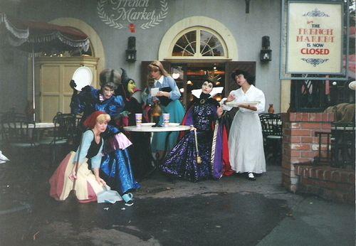 1990 from a Disneyland  calendar