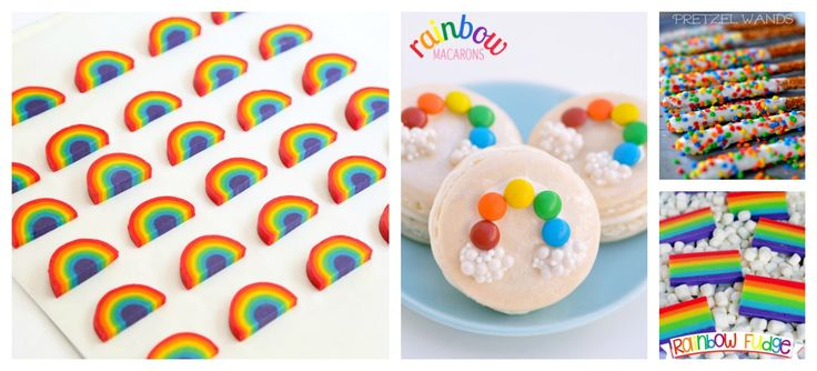 If you are planning a party these 9 rainbow party foods will be the perfect addition to your food table. Rainbow food makes a great addition to almost all party themes. After all what kid (or adult) doesn't love some bright rainbow fun! Or having a rainbow themed party looks fantastic and provides almost endlessRead More