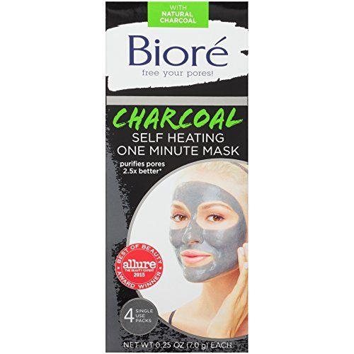 Biore Self Heating One Minute Mask, 4 Count Bioré https://www.amazon.com/dp/B00G7U29KQ/ref=cm_sw_r_pi_awdb_x_5FM9ybVASS34V