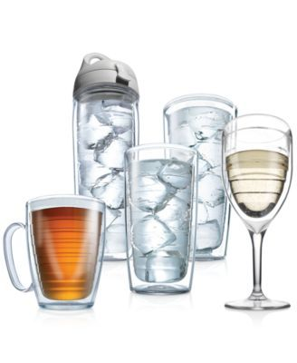 Tervis Tumbler Drinkware, Clear Collection | macys.com