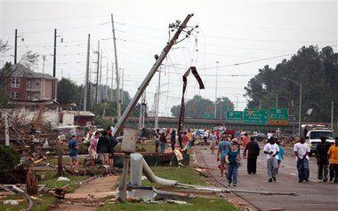 Alabama tornadoes: Was the Tuscaloosa April 27, 2011 tornado the ...