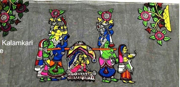 paint design blouse