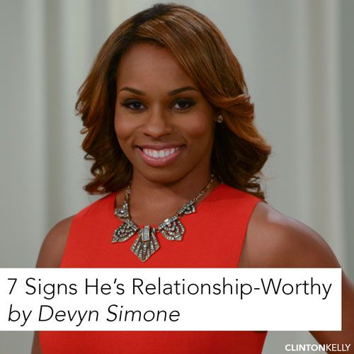 devyn simone dating expert today
