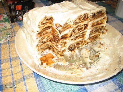 Кулинария Мастер-класс Рецепт кулинарный Мой новогодний торт Продукты пищевые фото 1