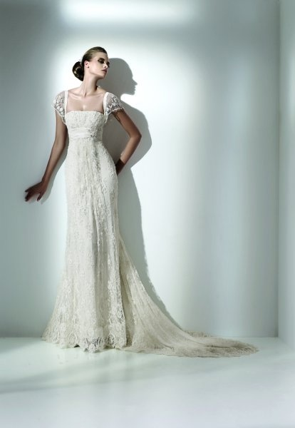 Stunning Lace Dress - Elie Saab for Pronovias