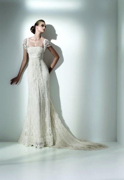 Stunning Lace Dress - Elie Saab for Pronovias