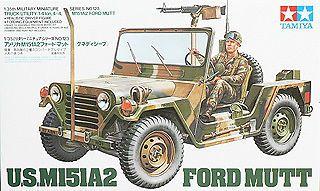 ford – m151a2 mutt фото