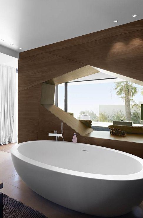 Architecture Beast: Modern facade defining Villa Ric in France   #modern…