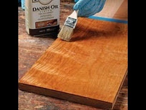 "Staged - DIY- Rub Out A Flawless ""Glass Like"" Finish."