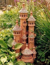 Ceramic Castle