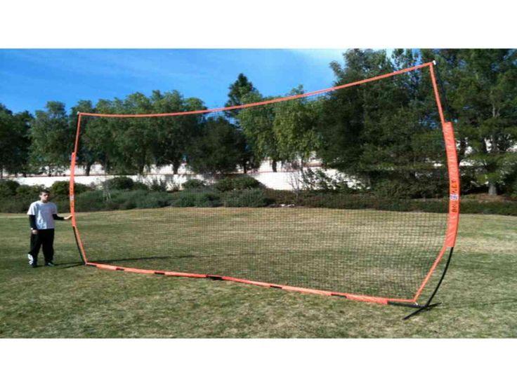 Lacrosse Backstop Wall