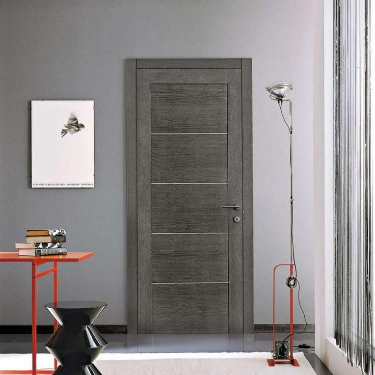 Abbinare porte e pavimento - Colori neutri per le porte e i pavimenti