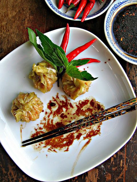 Red Curry Shrimp Dumplings | Cooking Group Options | Pinterest | Curry ...