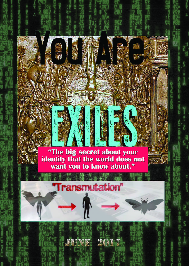 The Transmutation of the Human Race - Astounding Documentary: You Are Exiles (New) | Alternative