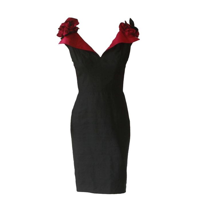 Rare Antony Price Dress Fall 1989   From a collection of rare vintage evening dresses and gowns at https://www.1stdibs.com/fashion/clothing/evening-dresses/