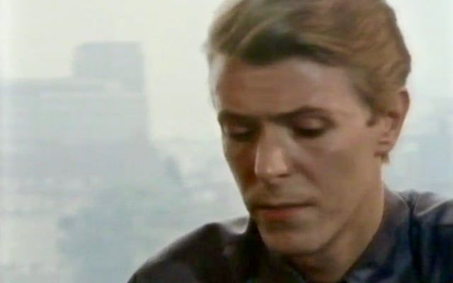 Arena Rock: Bowie speaks to Alan Yentob, four years after the Arena film Cracked Actor. (BBC TV 1978)