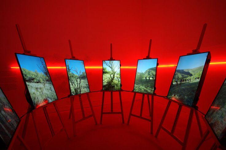 Venice Architecture Biennale 2016: Central Pavilion exhibition by Alejandro Aravena: Elton Léniz – Andes' shadow
