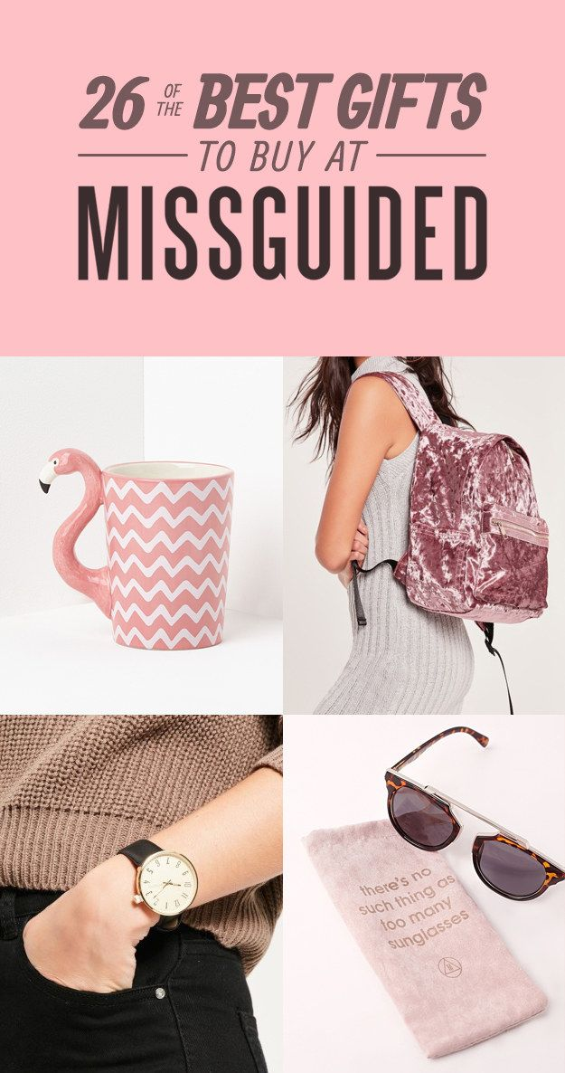 26 Gifts From Missguided You'll Want To Keep For Yourself