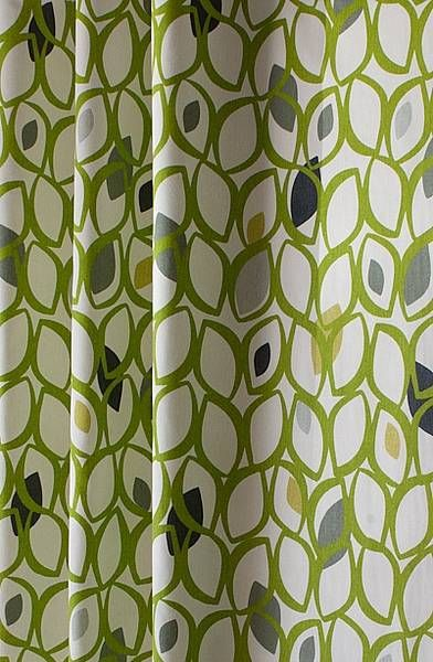 cedar lime, £14 per metre, a linen coloured cotton canvas
