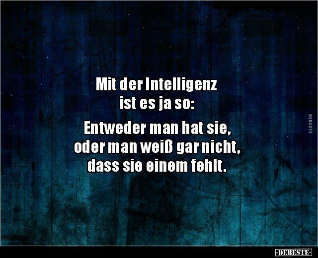 Lustiger Intelligenztest