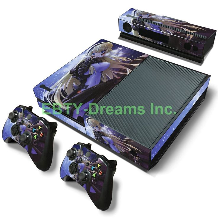 57 Best Xbox One Anime Video Game Decal Sticker Skins