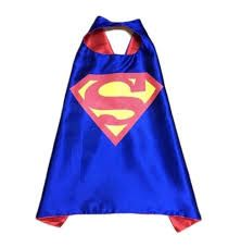 Superman Cape and Mask R130.00