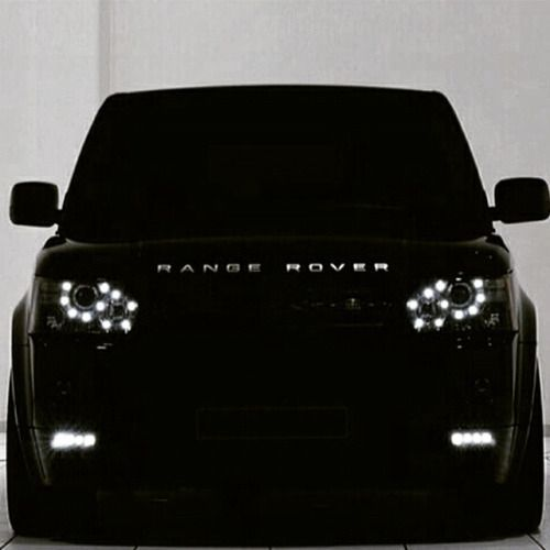 All Black Everything - Cars: