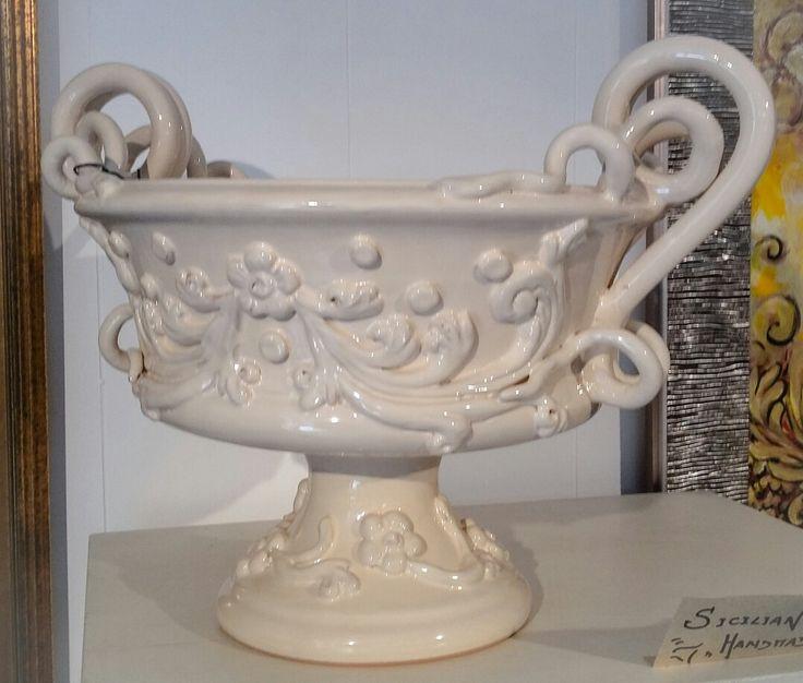 Bluarte ceramiche artistiche siciliane Giardini Naxos
