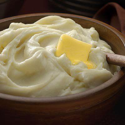 Sütle yapılan patates püresine değişik doku katmak ister misiniz?