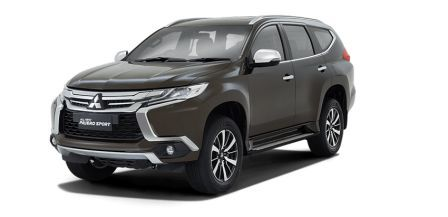 showroom mitsubishi pajero