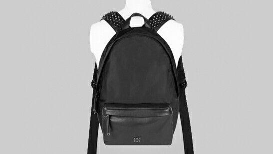 Givenchy studded backbag spring/summer 2010