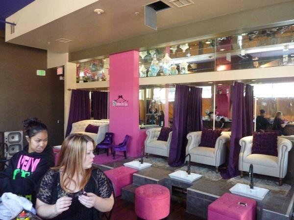 The Lounge Nail Spa Oakland