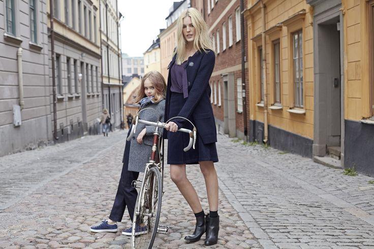 Collection Automne Hiver 2015 #cyrillus #stockholm