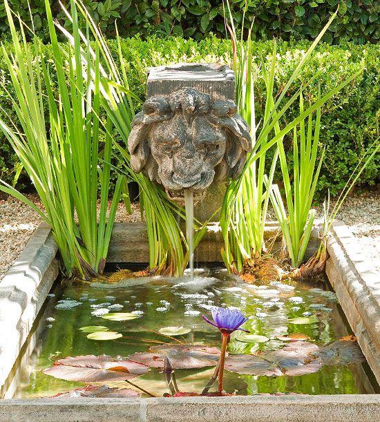 160 best Water Features images on Pinterest Garden ideas