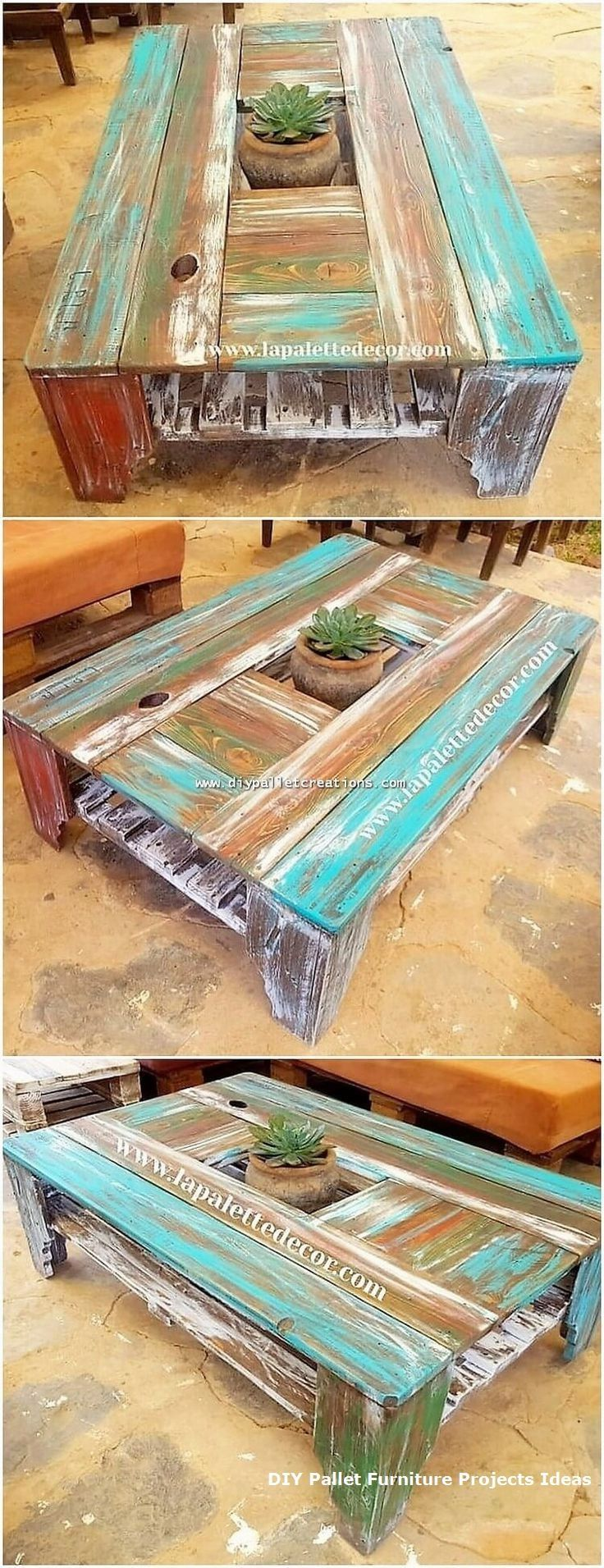 Majestic DIY Ideas with Scraped Wood Pallets # ...