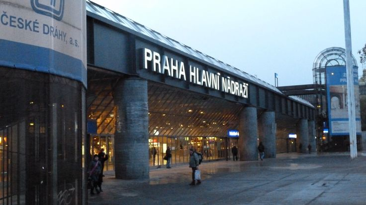 Hlavní vstup | Praha, Hlavní nádraží