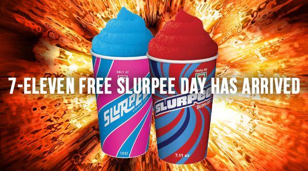 Free Medium Slurpee or Big Gulp at 7-Eleven Deal - https://couponsdowork.com/2017/freebies-giveaways/free-medium-slurpee-or-big-gulp-at-7-eleven-deal/